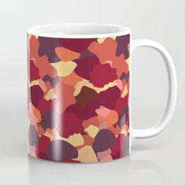 Camouflage in Fall Coffee Mug