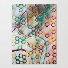 Positive Vibrations Ver.2 Canvas Print