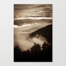 clouds n.1 Canvas Print