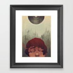Slow Cure Framed Art Print