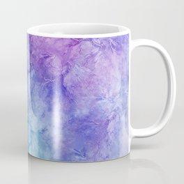 Frozen Leaves 12 Coffee Mug