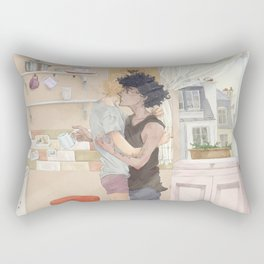 Kitchen Morning Rectangular Pillow