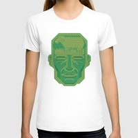 android T-shirts featuring Android Dreams by Doodle Dojo