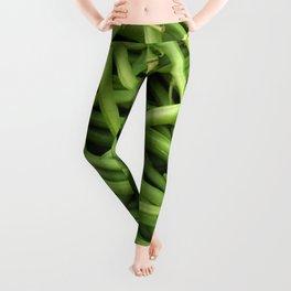 Green Beans Leggings