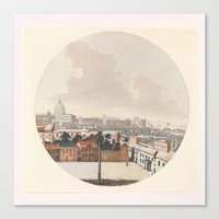 rome Canvas Prints featuring Rome by anipani