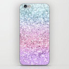 Unicorn Girls Glitter #4 #shiny #pastel #decor #art #society6 iPhone Skin