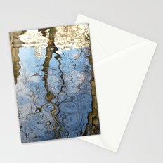 Reflections below the Medici Fountain,Luxembourg Gardens, Paris Stationery Cards