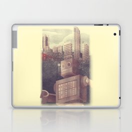 A City Snow-Bot Laptop & iPad Skin