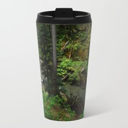 Forest Veins Travel Mug