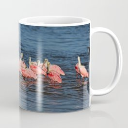 Wings in the Water Coffee Mug