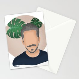 Sean Maguire Stationery Cards