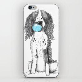 Fetch iPhone Skin