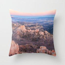 Far View Throw Pillow