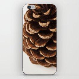 Pine Cone Detail  - Macro iPhone Skin