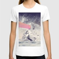 sisters T-shirts featuring sisters by Peg Essert