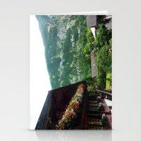 switzerland Stationery Cards featuring Switzerland by ainslieeee