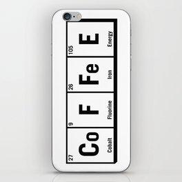 c.o.f.f.e.e iPhone Skin