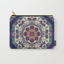 Colorful Mandala Pattern 007 Carry-All Pouch
