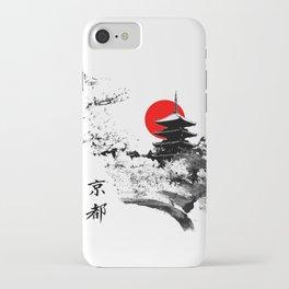 Kyoto - Japan iPhone Case