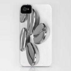 Metal Coffee Beans Slim Case iPhone (4, 4s)