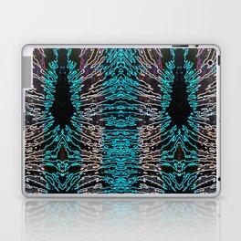 Electric magnetism Laptop & iPad Skin