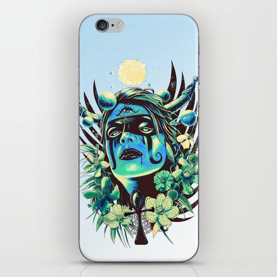Hathor (Cool) iPhone & iPod Skin