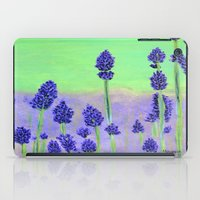 lavender iPad Cases featuring Lavender by maggs326