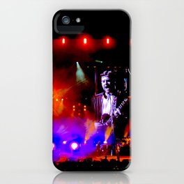 Kings of Leon ELectric Light Show iPhone Case