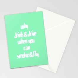 Smoke & Fly Stationery Cards