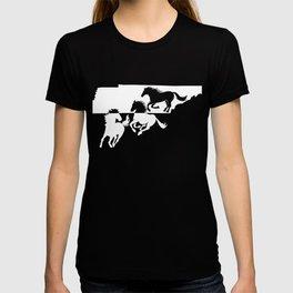 Tennessee Walker Walking Horse Lover White T-shirt