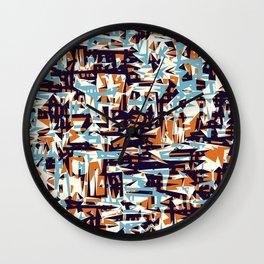 Ikarus 4 Wall Clock