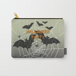 Bats- Halloween Party Carry-All Pouch