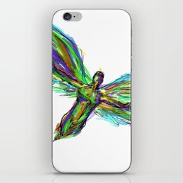 Color Angel iPhone Skin