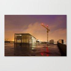 School of Architecture Canvas Print