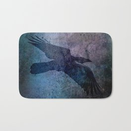 The Night Raven Bath Mat