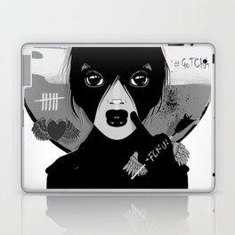 LOVE. Etc. SERIAL LOVER Laptop & iPad Skin