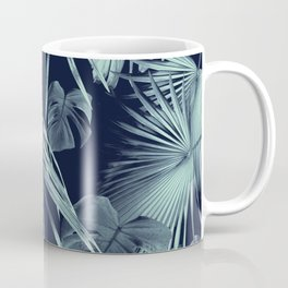 Tropical Jungle Leaves Dream #9 #tropical #decor #art #society6 Coffee Mug