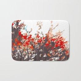 """Tree Blossoms"" Bath Mat"