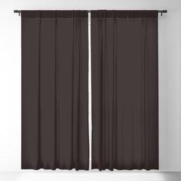 Dark Chocolate Blackout Curtain