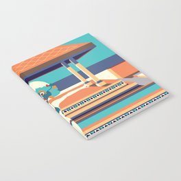 moroccan night Notebook