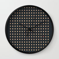 waldo Wall Clocks featuring Famous Capsules - waldo by Greg-guillemin