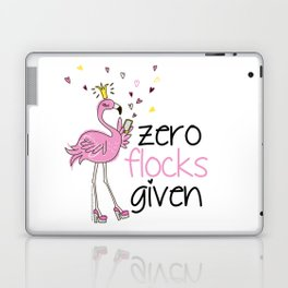 Zero Flocks Given Laptop & iPad Skin
