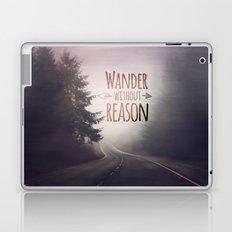 wander without reason Laptop & iPad Skin