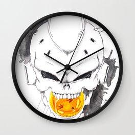 Death Crew - Kid Buu Wall Clock