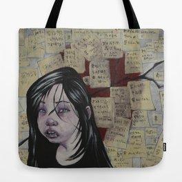 Japan, March 2011 Tote Bag