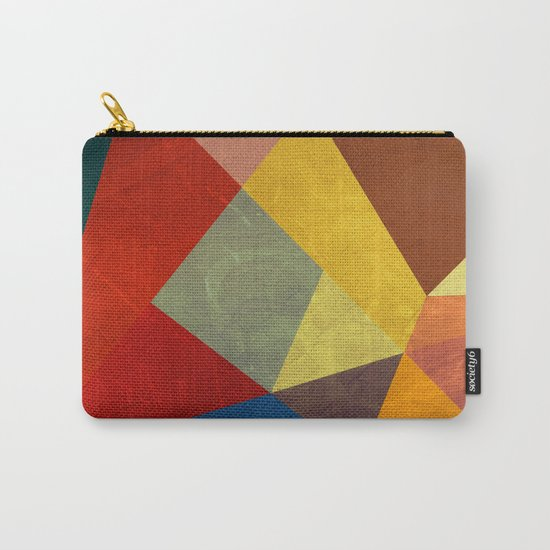 Abstract #294 Carry-All Pouch