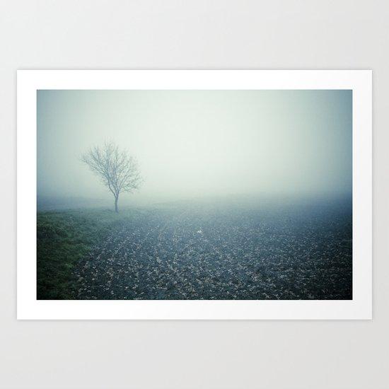 fog #1 Art Print