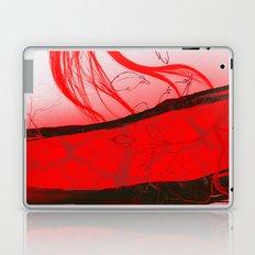 Bloody river dance Laptop & iPad Skin