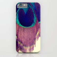 Peacocking iPhone 6 Slim Case