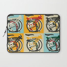 London Brompton Bicycle Laptop Sleeve